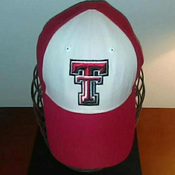 Texas Tech Red Raiders Men's Hat adjustable